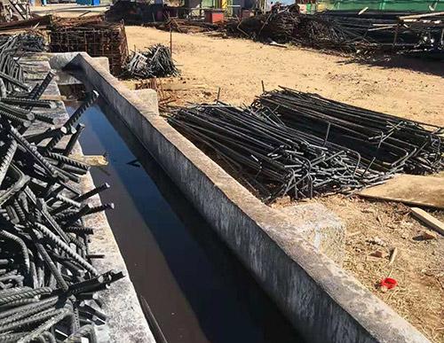 螺纹钢除锈方法工地上常用的几种方法介绍