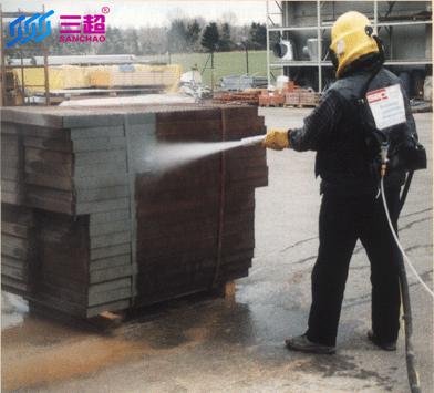 高压水除锈工艺